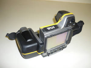 New model of infrared camera